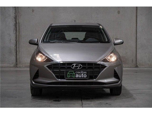 Hyundai Hb20 2020 1.6 16v flex launch edition automático - Foto 3
