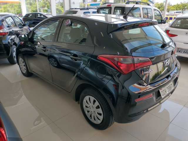 Hyundai HB20 Unique 1.0 2019 ipva 2021 grátis + garantia 1 ano - Foto 4