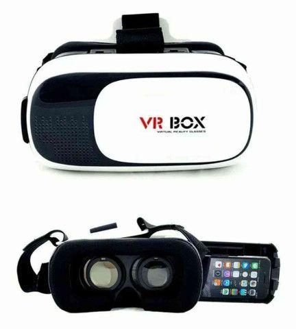 Óculos de realidade virtual 3D vr box - Foto 6