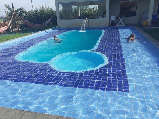 Chácara para eventos com piscina e quiosque  - Foto 17