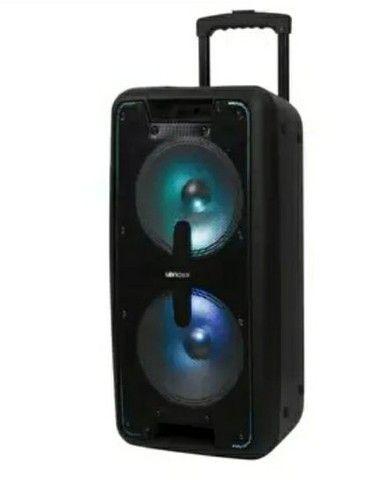 Caixa Amplificador Lenoxx 600w Bluetooth  - Foto 3