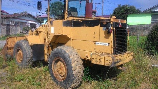 Pá Carregadeira Caterpillar 930 T serie III