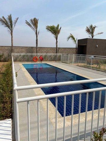 Alugo apartamento no Residencial Solar dos Sabias II!!Agende já sua visita - Foto 11