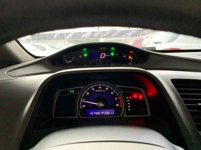 Civic 2011 automatico em otimo estado. - Foto 14