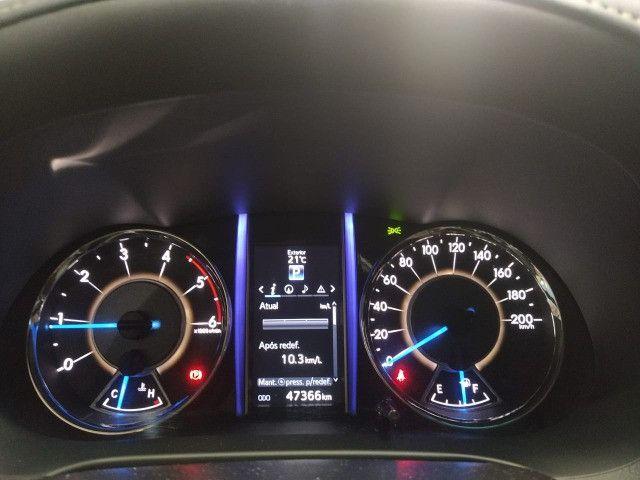 Toyota Hilux SW4 SRX 2.8 4x4 Turbo Diesel Automática 2018 - Foto 6