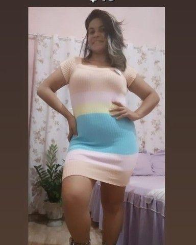 Vestido tubinho - Foto 2