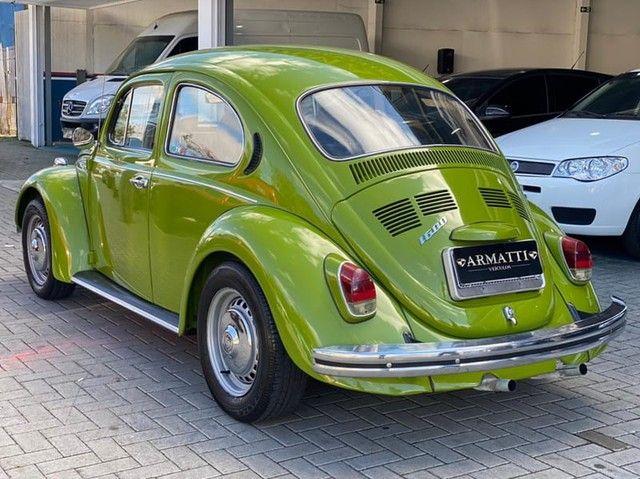 Volkswagen FUSCA 1600 - Foto 4