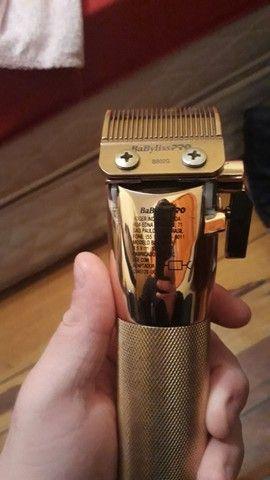 Máquina de cortar cabelo Babyliss Pró Gold - Foto 2