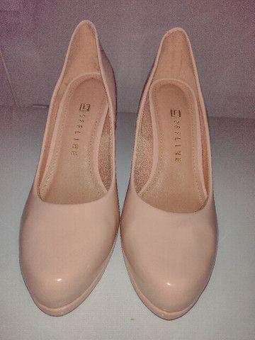 Sapato Scarpin nude  - Foto 3