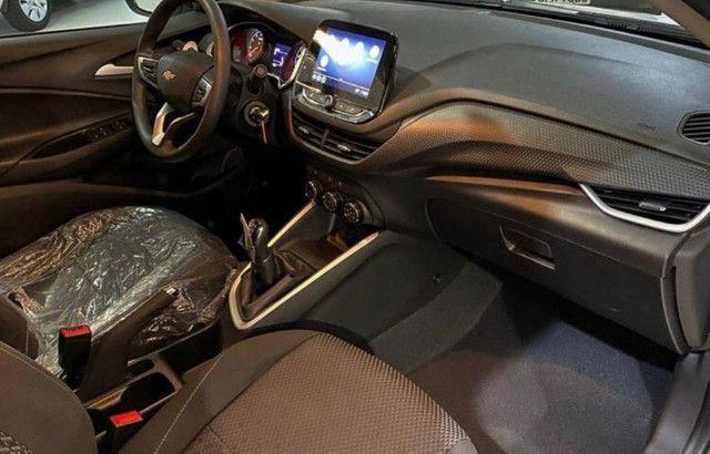 Chevrolet Onix LT Aspirado 1.0 Manual A Pronta Entrega Entrada + 999 Mensais !!! - Foto 7