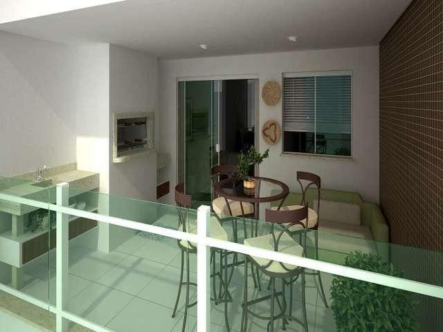 A146 - Apartamento no centro de Biguaçu - Foto 4