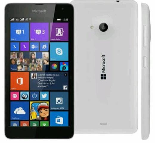 Vendo nokia Lumia 535 Windows 8.1
