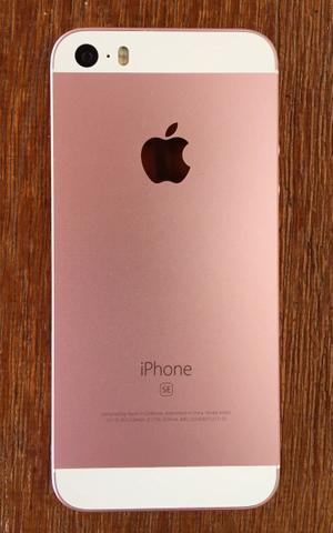 IPhone SE ouro rosa