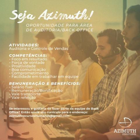 Auditor (a) e Controlador (a) de Vendas