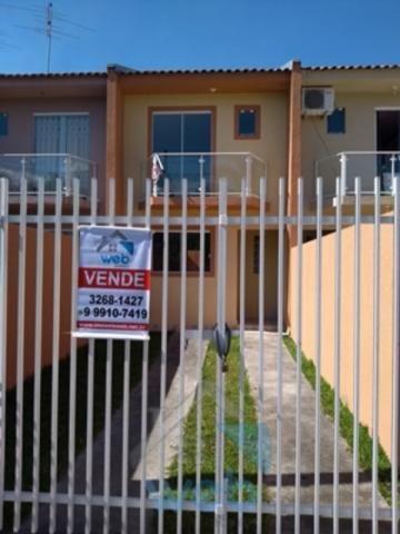 Casa à venda com 2 dormitórios em Vitória régia, Curitiba cod:CA00365 - Foto 2
