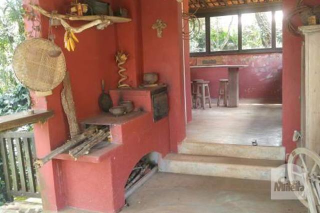 Casa de condomínio à venda com 3 dormitórios em Aconchego da serra, Itabirito cod:114180 - Foto 18