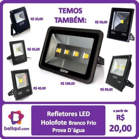 Refletor LED de 30Watts B.Frio Bivolt IP66 - Foto 2
