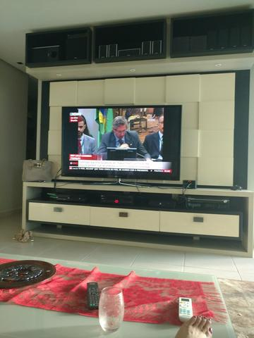 TV de Plasma Samsung HD de 63 Polegada