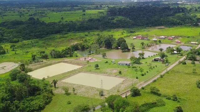 Área de terra de 12 hec, piscicultura na Estrada do Quixadá km 03