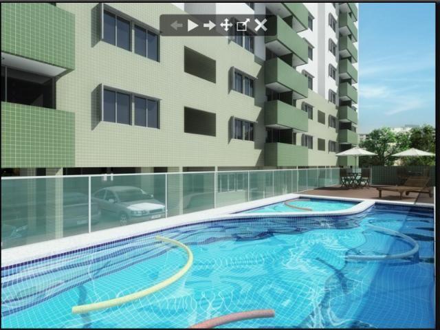 Apartamento novo na Jatiuca - Ed. Petra