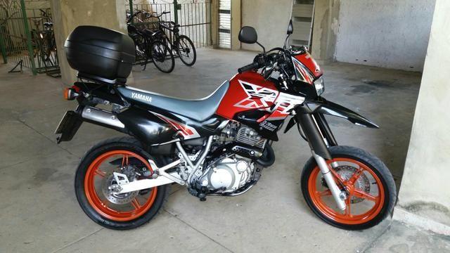 yamaha xt 600 motard 1999 motos fonseca niter i 484765920 olx. Black Bedroom Furniture Sets. Home Design Ideas