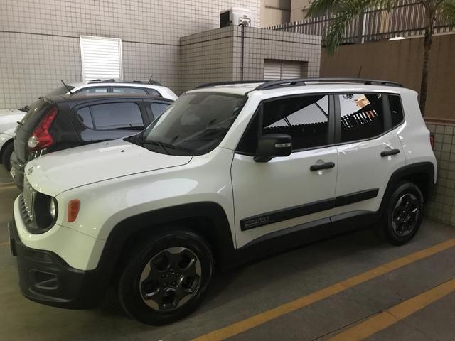 Jeep Renegade 1.8 Sport - Automático