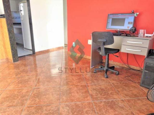 Apartamento à venda com 2 dormitórios em Inhaúma, Rio de janeiro cod:C21326 - Foto 3