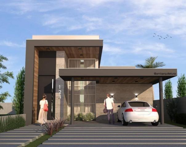 Casa à venda, 140 m² por r$ 590.000,00 - alphaville - gravataí/rs