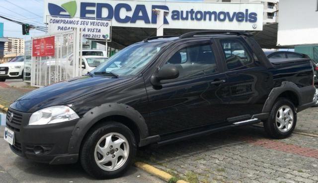 Fiat Strada 2012/2013 1.4 Mpi Working Cd 8V Flex 2P Manual
