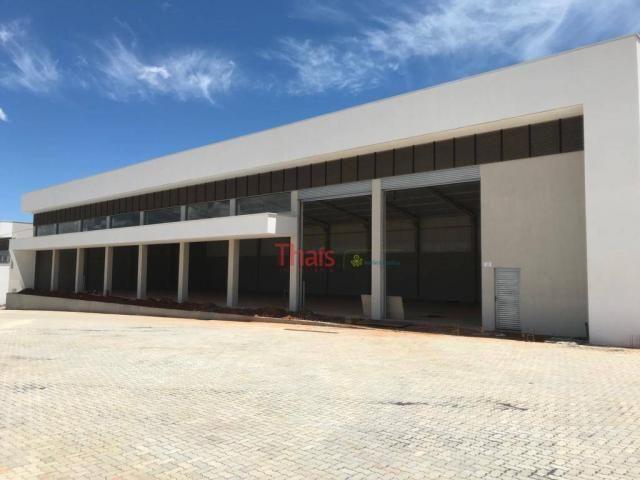 Galpão/depósito/armazém para alugar em Vicente pires, Vicente pires cod:GA0031