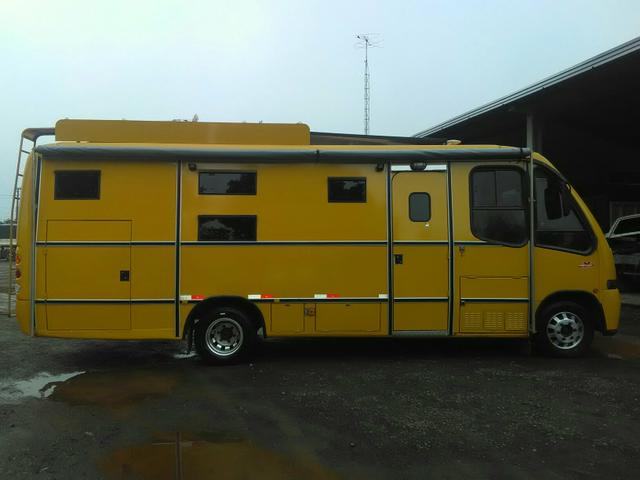 Motorhome top