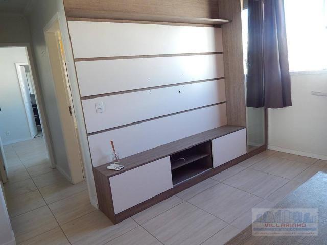 Apartamento com 2 dormitórios à venda, 52 m² por r$ 240.000,00 - cristal - porto alegre/rs - Foto 7