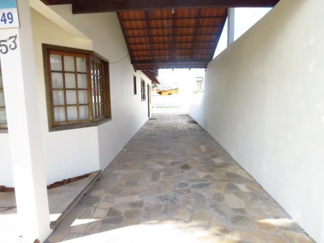 Casa com piscina em Itapoá ,3 quartos(1 suíte), ar, wifi, monit. 24h, 60 metros da praia - Foto 6