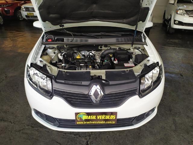 Renault Sandero 1.0 Expression 8mil km 2020 (2mil entrada 60x 999) - Foto 8