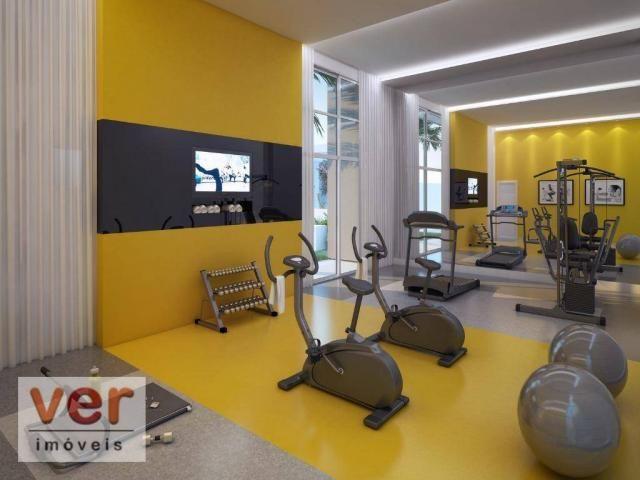 Apartamento à venda, 110 m² por R$ 700.000,00 - Salinas - Fortaleza/CE - Foto 10