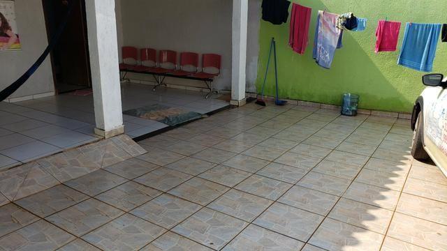 Casa simples com iptu 3quartos lote 270m2 rua 8vila São José Vicente Pires - Foto 12