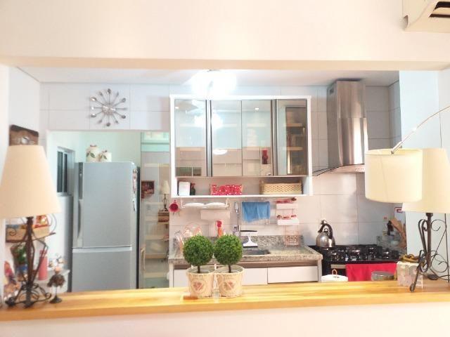Vende-se Apartamento Térreo C/quintal privativo - Edifício Santa Mônica Residence - Foto 3