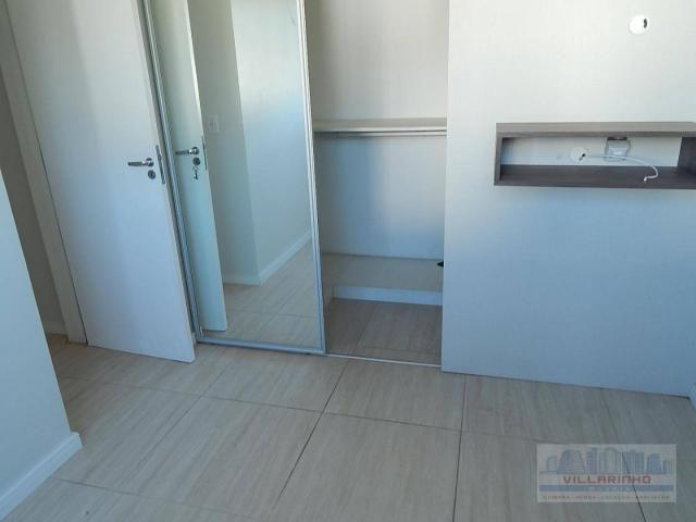 Apartamento com 2 dormitórios à venda, 52 m² por r$ 240.000,00 - cristal - porto alegre/rs - Foto 14