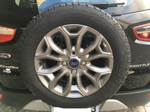 Ford Ecosport Freestyle 1.6 Manual KM 55000 Revisado 15/15 - Foto 15