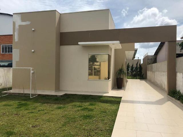 Linda Casa Alto Padrão 200 m2 - Terreno 625 m2 - Sta Cruz - Palmas PR