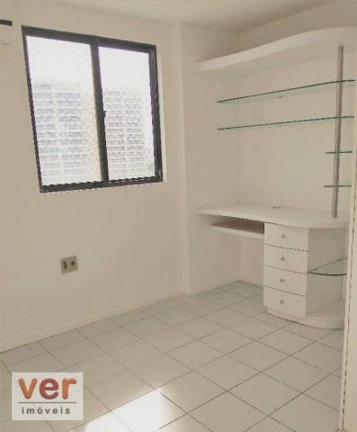 Apartamento à venda, 90 m² por R$ 349.000,00 - Cocó - Fortaleza/CE - Foto 10