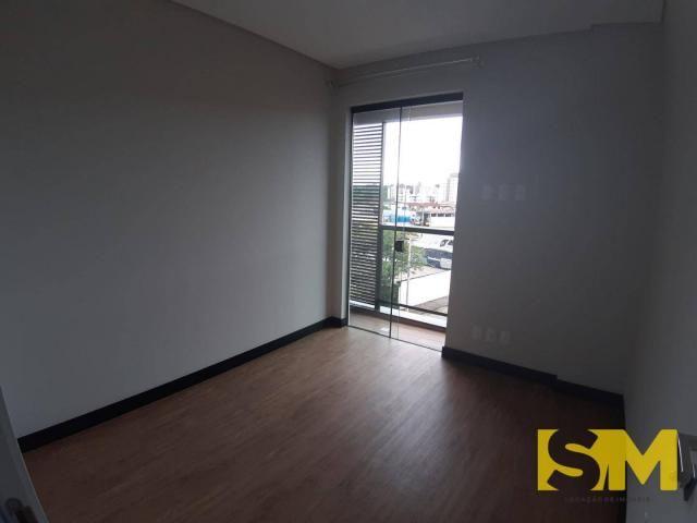 Apartamento com 2 dormitórios para alugar, 72 m² por R$ 1.700/mês - Bom Retiro - Joinville - Foto 18