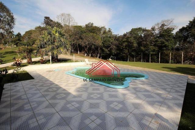 Chácara toda documentada com área de 36.000 m² (1,5 alqueire), toda cercada, com 4 tanques - Foto 7