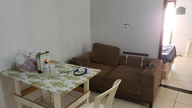 Casa simples com iptu 3quartos lote 270m2 rua 8vila São José Vicente Pires - Foto 10