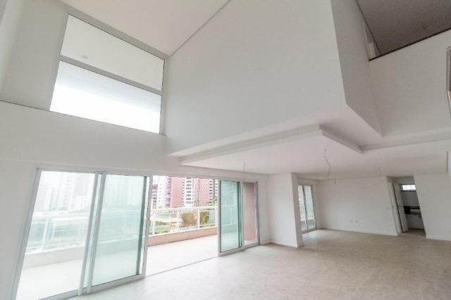 Brisas do Meireles, apartamento duplex com 3 suítes, gabinete, 4 vagas de garagem, - Foto 2