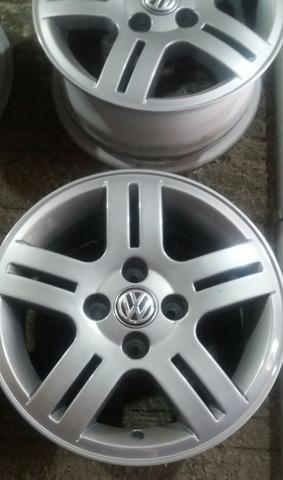Rodas 14 VW - Foto 2