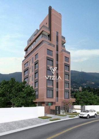 Studio com 1 dormitório à venda, 29 m² por R$ 265.000,00 - Alto da Rua XV - Curitiba/PR