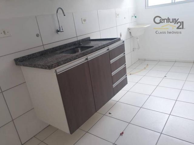 Apartamento com 2 dormitórios para alugar, 45 m² - Gleba Fazenda Palhano - Londrina/PR - Foto 4