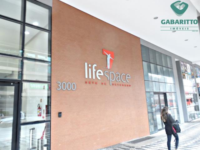 Apartamento para alugar com 1 dormitórios em Centro, Curitiba cod:00363.001 - Foto 3