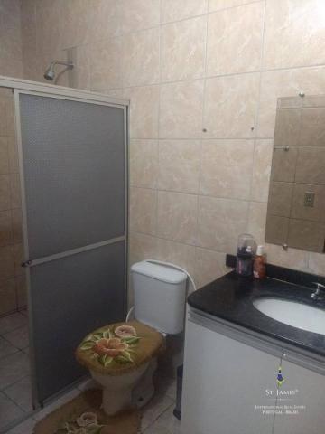 Casa com 4 dormitórios à venda, 167 m² por R$ 350.000 - Pitimbu - Natal/RN - CA0115 - Foto 12